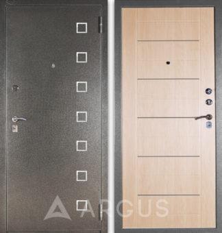 Стальная дверь с молдингами Аргус ДА-1 Даллас