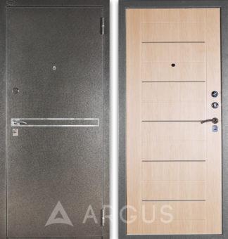 Металлическая дверь Аргус ДА-1 Франк с молдингами