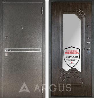 Входная дверь Аргус Стиль ДА-6 Франк с зеркалом