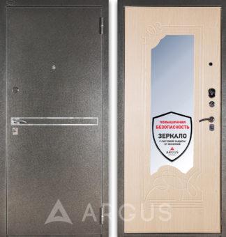Железная дверь с зеркалом Аргус Стиль ДА-8 Франк