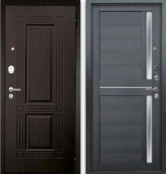 Сейф-дверь Аргус Люкс АС 2П Триумф Венге/Мирра Лунная ночь