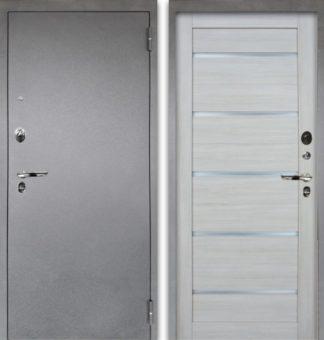 Дверь со стеклом Аргус Люкс ПРО 3К Серебро антик АЛЕКСАНДРА БУКСУС