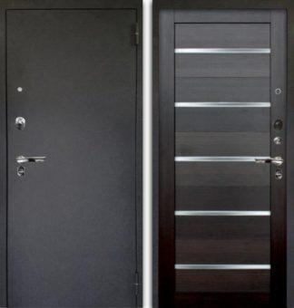 Сейф-дверь со стеклом Аргус Люкс ПРО 3К Черный шелк АЛЕКСАНДРА ВЕЛЬВЕТ