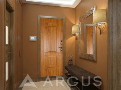 Входная дверь с терморазрывом Аргус Тепло-31