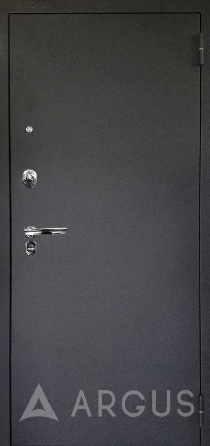 Дверь Аргус Люкс ПРО 3К Черный шелк