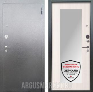Металлическая сейф дверь с зеркалом Аргус ДА-61 Z