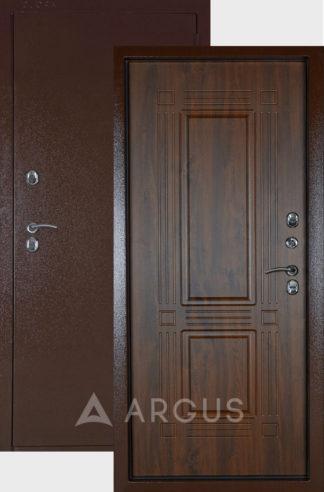 Входная сейф-дверь для коттеджа Аргус ТЕПЛО-2