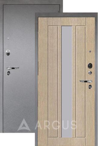 Дверь с зеркалом Аргус Люкс ПРО 3К Серебро антик ВЛАДИМИР КАПУЧИНО
